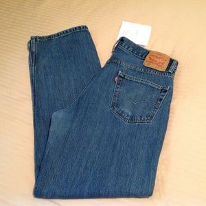 Levi's 550 36x34 In Excellent Condition